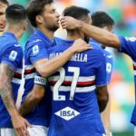 Udinese-Sampdoria 1-3: torna al gol Quagliarella, passo verso la salvezza dei blucerchiati