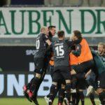Germania, il Werder Brema resta in Bundesliga: basta il pari con gol ad Heidenheim