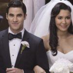 """Darren Criss e il commovente messaggio per Naya Rivera: """"Angelo selvaggio e bellissimo"""""""