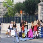 Il Collegio 5, iniziate le riprese dal Convitto di Anagni a Frosinone: le prime foto del cast