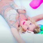 Valeria Marini, Boom è il suo nuovo video musicale