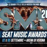 SEAT Music Awards 2020 – Biglietti