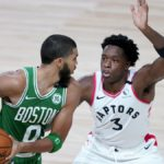 Basket Nba: Boston vince il big match con Toronto, Brooklyn e Orlando ai playoff