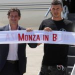 Serie B, Monza: il nuovo acquisto Maric arriva dal cielo con il jet privato di Berlusconi