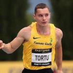 "Atletica, Tortu corre i 100 in 10""18 a Langenthal"