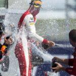 Formula 2: Schumacher Jr colpisce ancora: vince in Russia, è sempre più leader