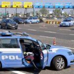 Rimini, entra in A14 col monopattino e percorre 10 km prima di essere fermato dalla polizia