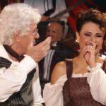 """Ballando con le stelle, lo show di Ninetto Davoli: """"Che fijo de 'na…"""""""