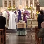 Padre Pio, esaudito desiderio del figlio spirituale: ora Emanuele Brunatto riposa vicino a lui