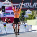 Ciclismo, Mondiale donne: assolo di Van der Breggen. Dominio Olanda, bronzo per Elisa Longo Borghini