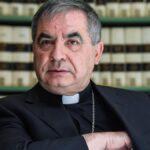 L'ultima vittima dell'immobile di Londra: lascia il cardinale Becciu