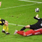 Germania, Bayern forte e fortunato: batte 3-2 il Dortmund e vince la Supercoppa