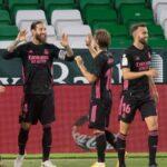 Spagna: prima vittoria del Real nella Liga, Ramos piega il Betis