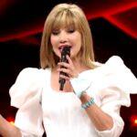 Conduttrici Mediaset a Sanremo, Milly Carlucci (e l'Amministratore Rai) commentano