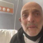 Paolo Brosio colpito dal CoronaVirus spiega dall'ospedale perché non è al GF Vip