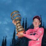 Giro d'Italia, trionfa Geoghegan Hart
