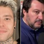 Matteo Salvini attacca Fedez, che però lo asfalta