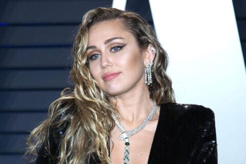 Miley Cyrus è al lavoro su un album di cover dei Metallica