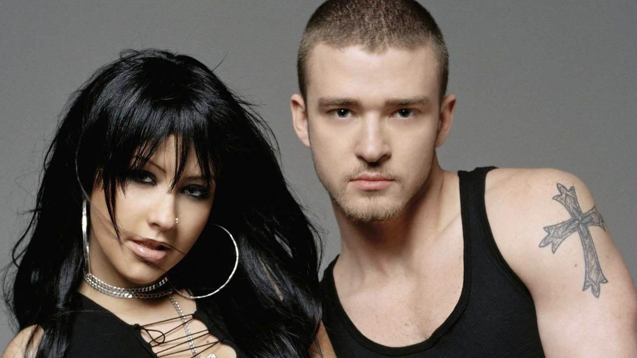Christina Aguilera e Justin Timberlake
